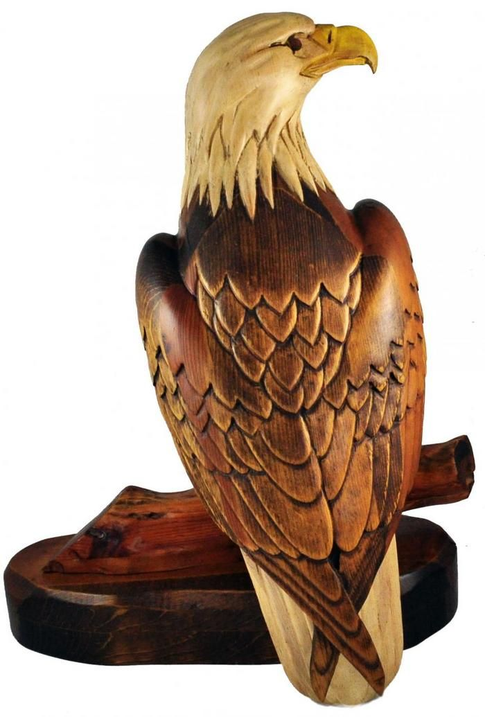 Some interesting facts about woodcarvings bored art