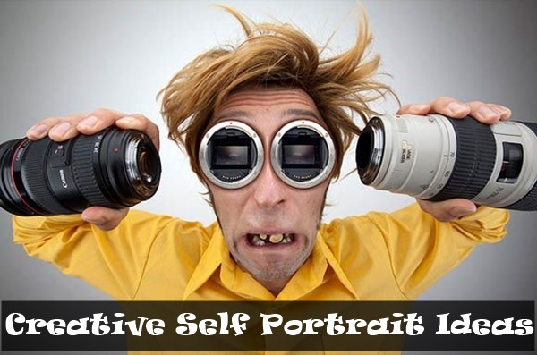 Creative Self-Portrait Ideas