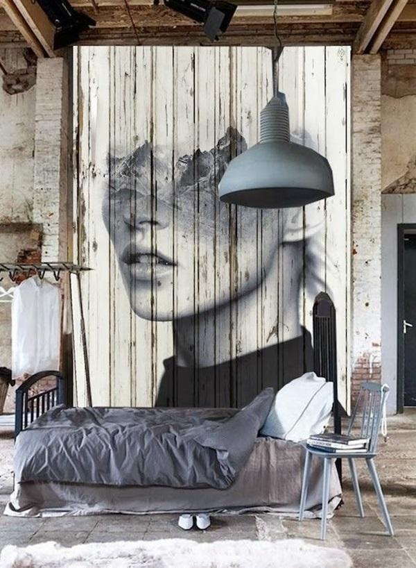 Cool Wood Wall Ideas (15)