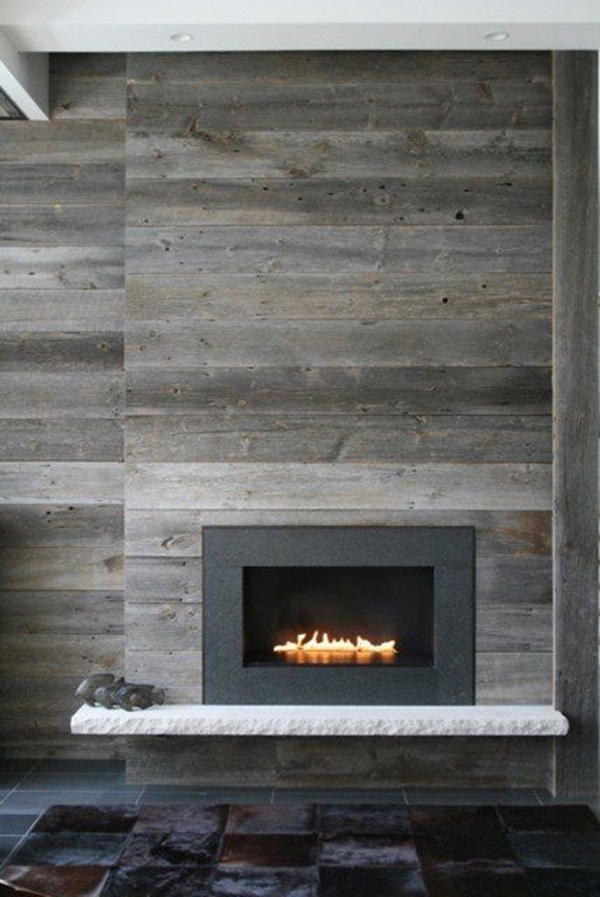 Cool Wood Wall Ideas 20 30 Cool