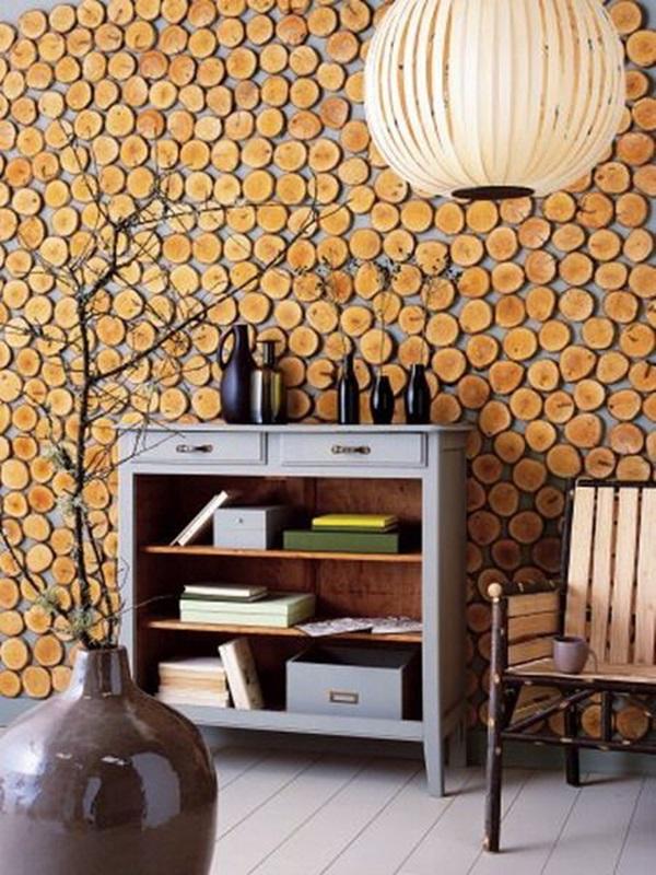 Cool Wood Wall Ideas 3