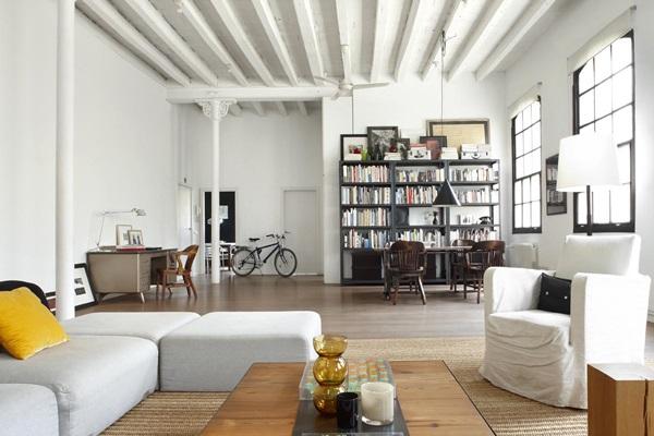 30 loft conversion design ideas for Ideas decoracion loft