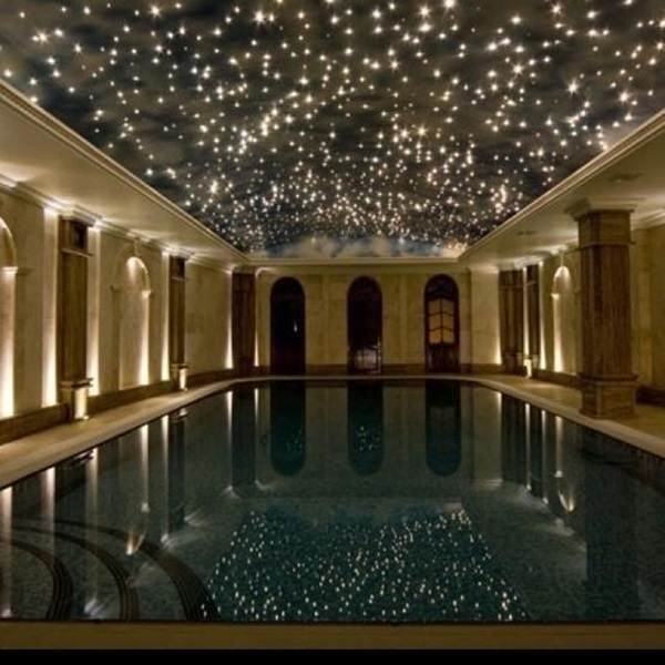 30 Ridiculously Cool Indoor Pool Ideas - Bored Art