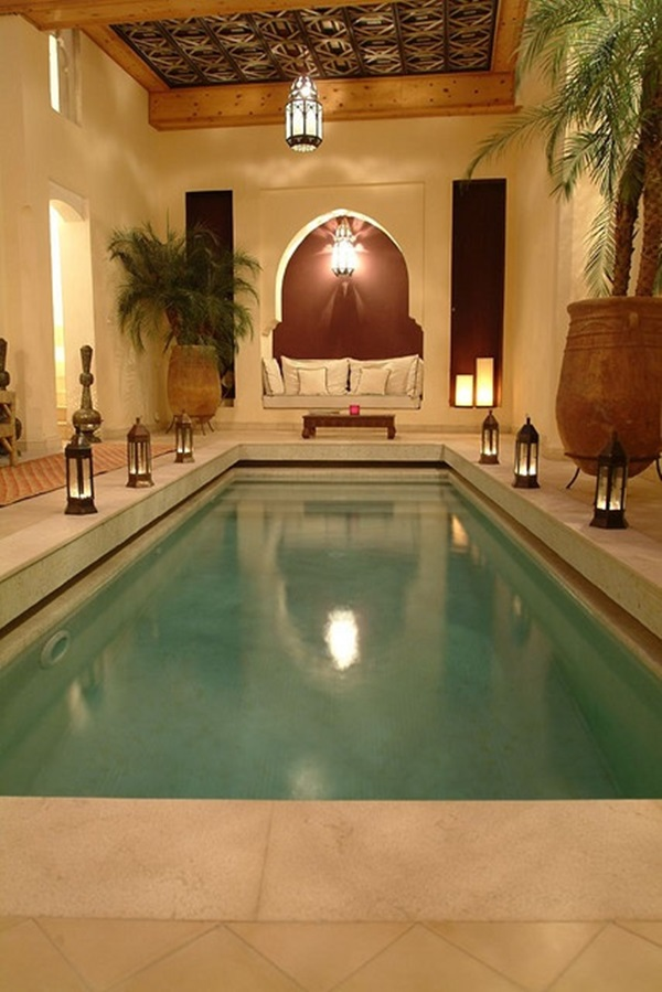 30 Ridiculously Cool Indoor Pool Ideas Bored Art