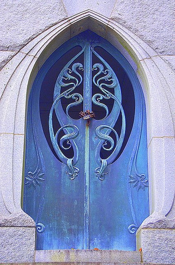 30 Stunning Front Door Ideas And Designs