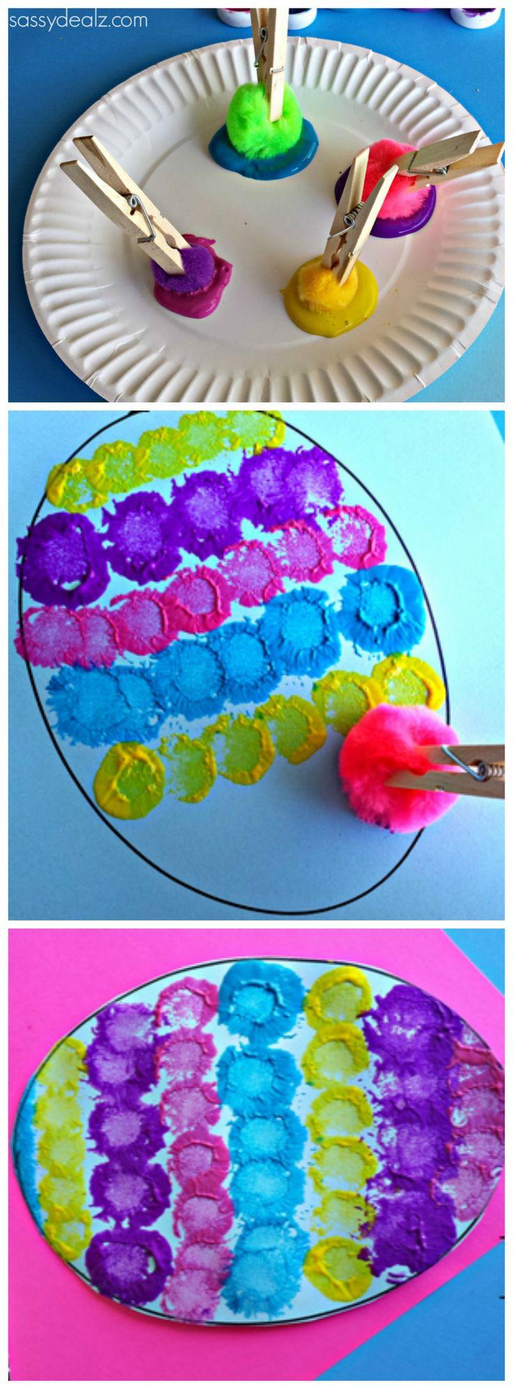 15 Best Art Activities For Preschoolers - Bored Art