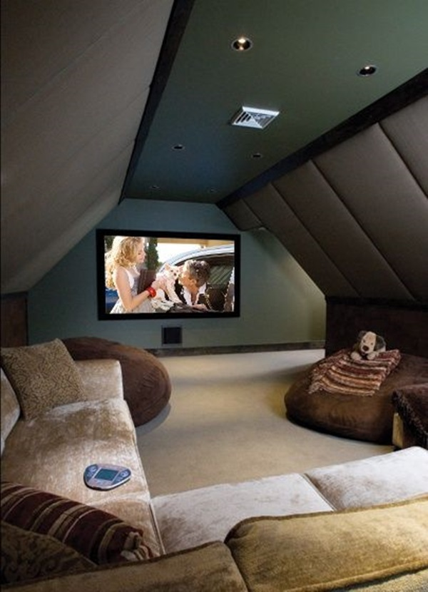 30 Amazing Home Theater Designs And Ideas