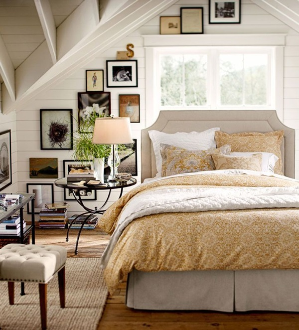 Bedroom Lighting Styles Pictures Design Ideas: 40 Comfy Cottage Style Bedroom Ideas