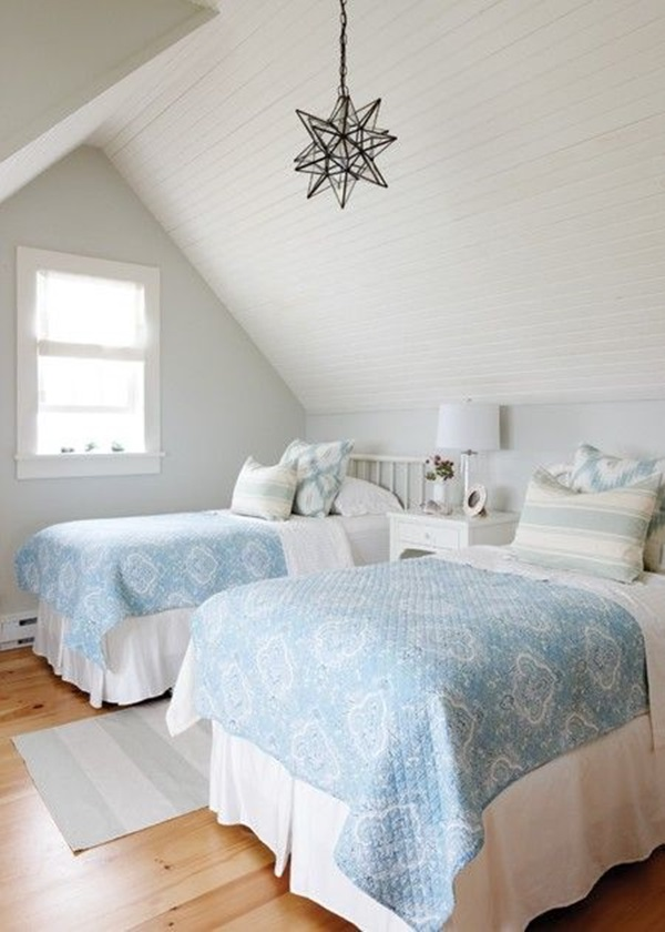 40 Comfy Cottage Style Bedroom Ideas on Comfy Bedroom  id=41509