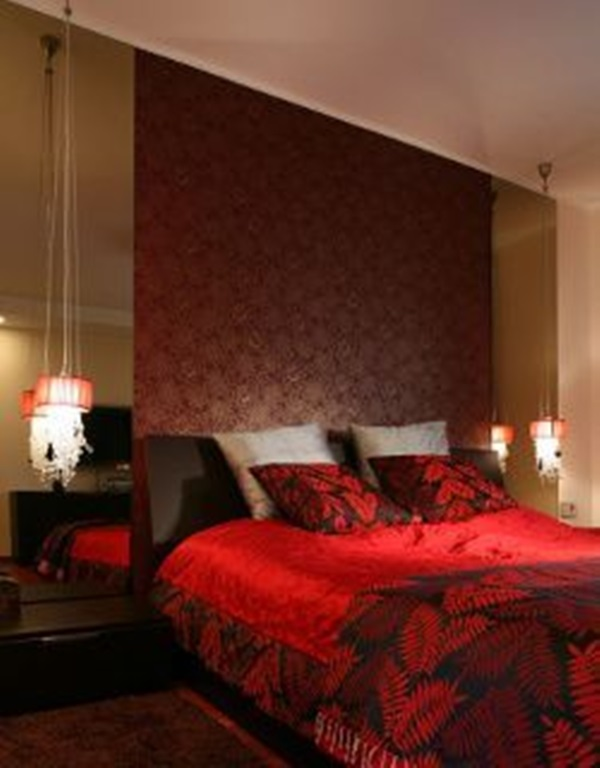 Red Bedroom Ideas For Couples 40 cute romantic bedroom ideas for couples
