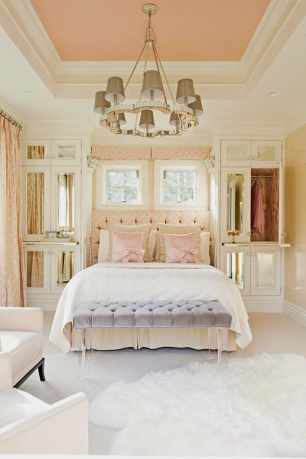 Elegant Romantic Bedrooms: 40 Cute Romantic Bedroom Ideas For Couples