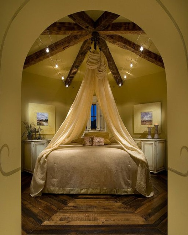 Room Design Ideas For Couples Part - 28: Cute Romantic Bedroom Ideas For Couples (4)