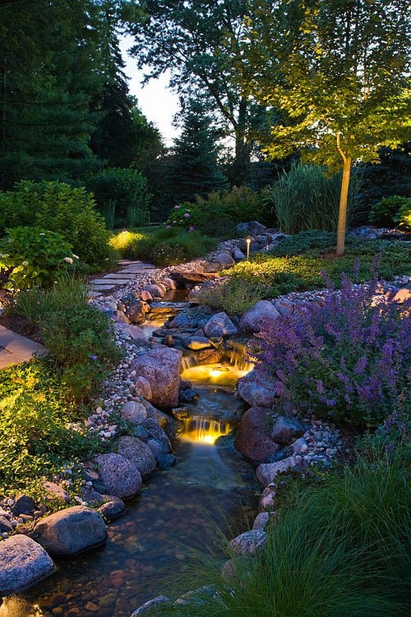 30 Elegant Backyard Pond Ideas on Elegant Backyard Ideas id=49307