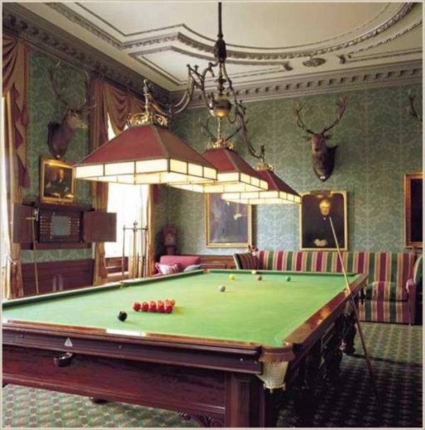 40 Lagoon Billiard Room Design Ideas