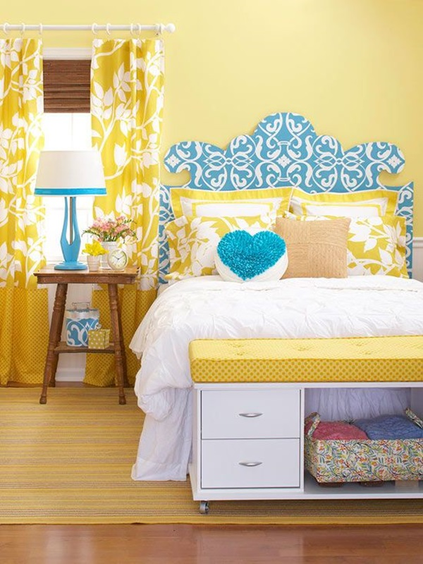 30 unique and smart headboard designs for beds for Different headboards for beds