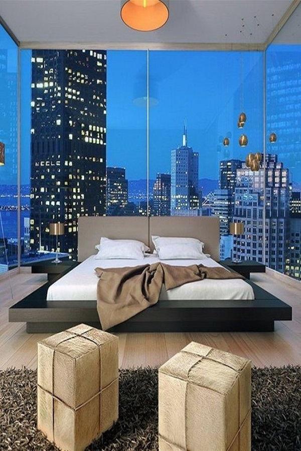 40 luxury bedroom ideas from celebrity bedrooms for Luxury bedroom ideas