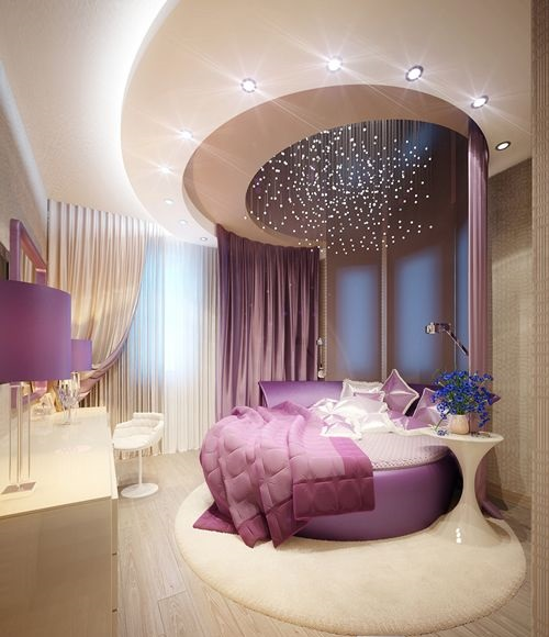 Simple Decorating Ideas To Make Your Room Look Amazing: 40 Luxury Bedroom Ideas From Celebrity Bedrooms
