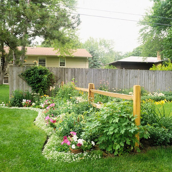40 amazing garden ideas for you to consider bored art for Cool landscaping ideas