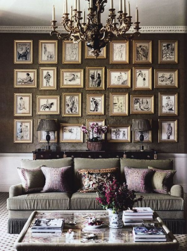 Pretty Gallery Wall Decoration Ideas (3)