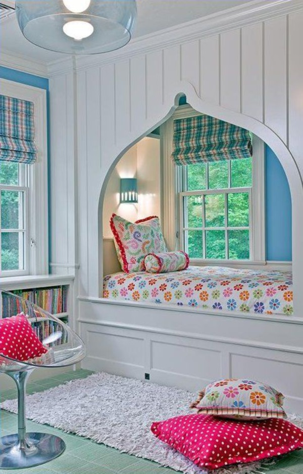 40 Scenic And Cozy Window Seat Ideas For You - Bored Art