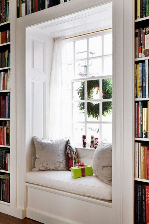 Superb Window Seating Ideas Part - 11: Scenic And Cozy Window Seat Ideas For You (5)