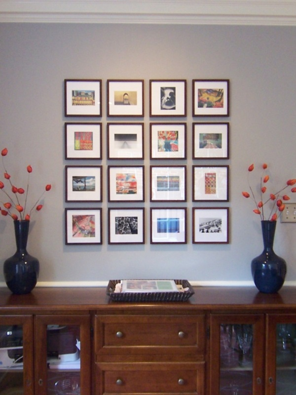 ec6d632d268 40 Creative Frame Decoration Ideas For Your House - Bored Art