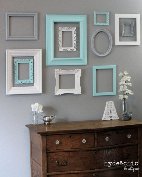 Picture Frame Decorations: 40 Creative Frame Decoration Ideas For Your House
