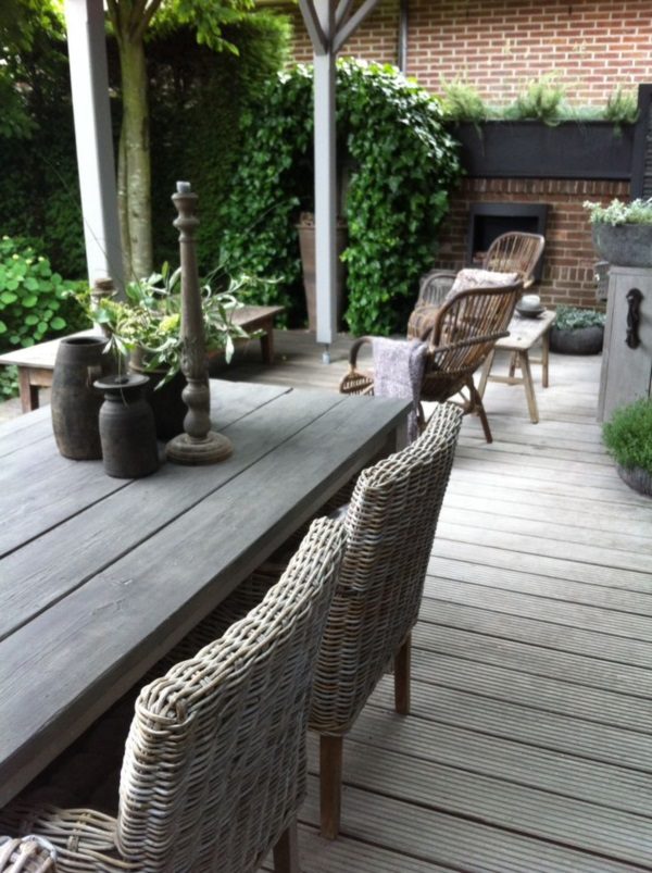 40 lovely veranda design ideas for inspiration bored art for Outside veranda designs