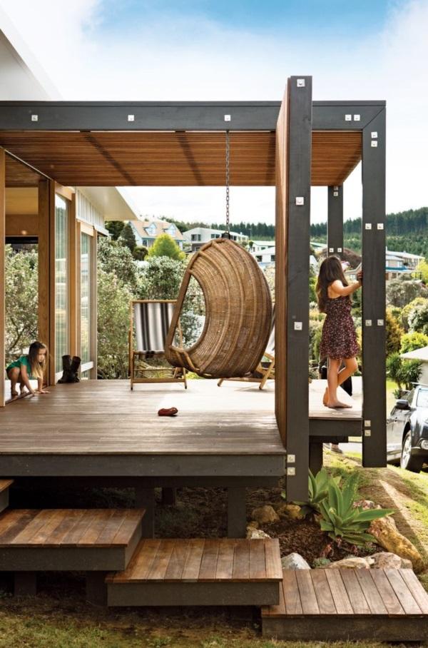40 Lovely Veranda Design Ideas For Inspiration - Bored Art