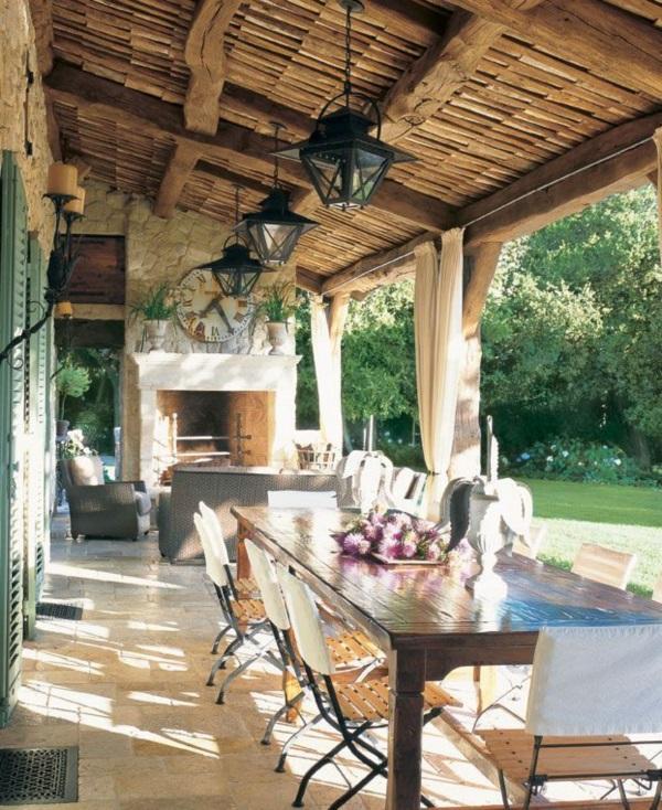 40 lovely veranda design ideas for inspiration bored art for Verandah designs in india