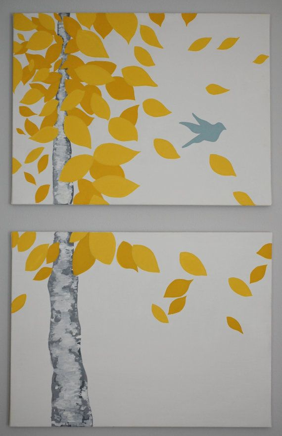 Easy Canvas Painting Ideas With Christmas On