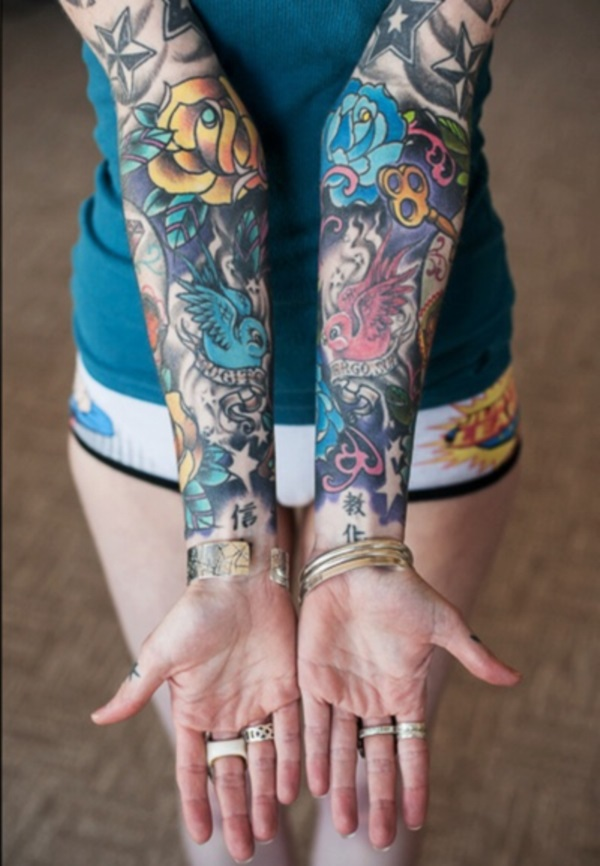 40 Full Sleeve Tattoo Designs To Try This Year