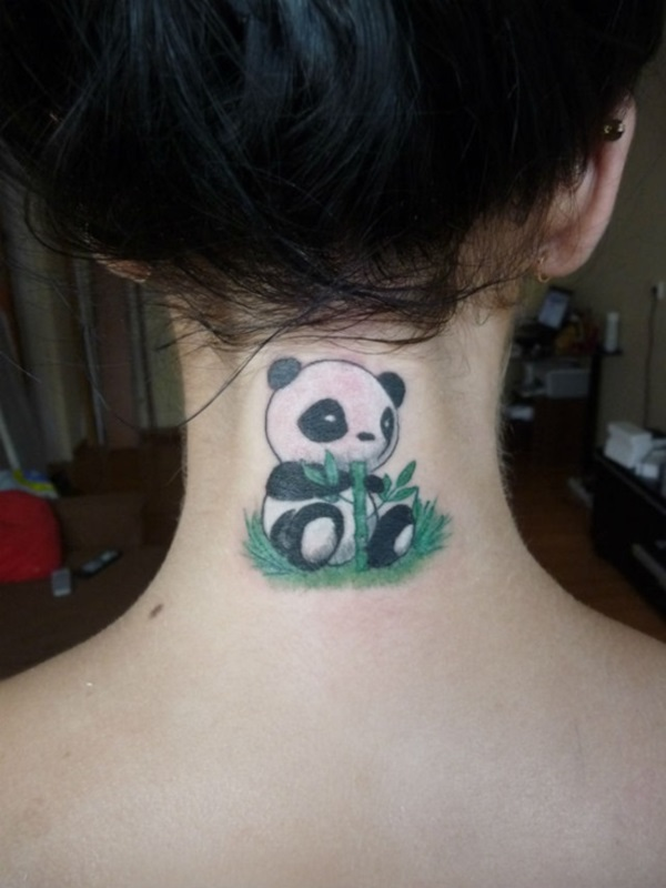40 Neck Tattoo Designs For Male And Female