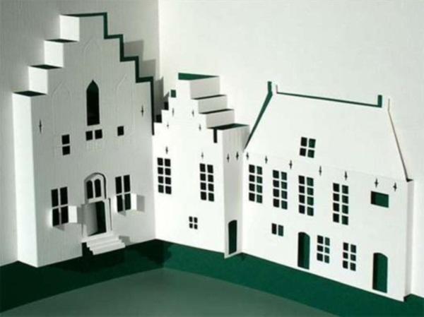 Wonderful Origamic Architecture Patterns 30