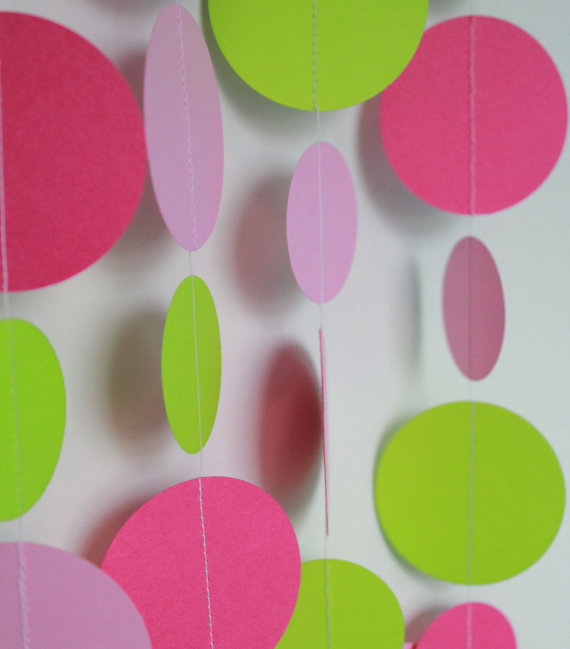 Paper Decorations To Make A Party Lovely And Lively