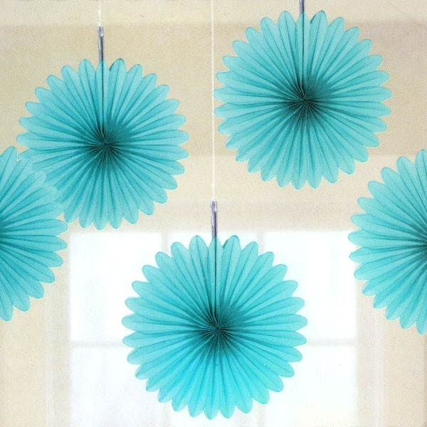 how to make party decorations with tissue paper
