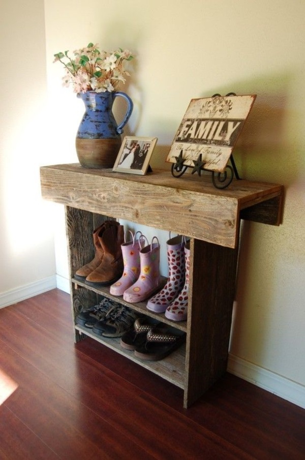 Rustic Design Ideas: 40 Rustic Decorating Ideas For The Home