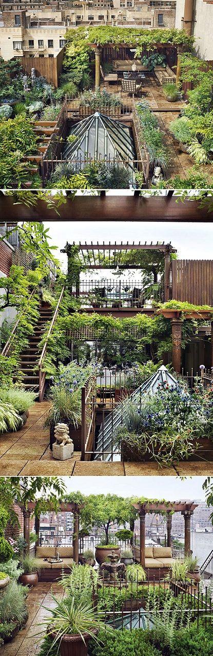20 Rooftop Garden Ideas To Make Your World Better Bored Art