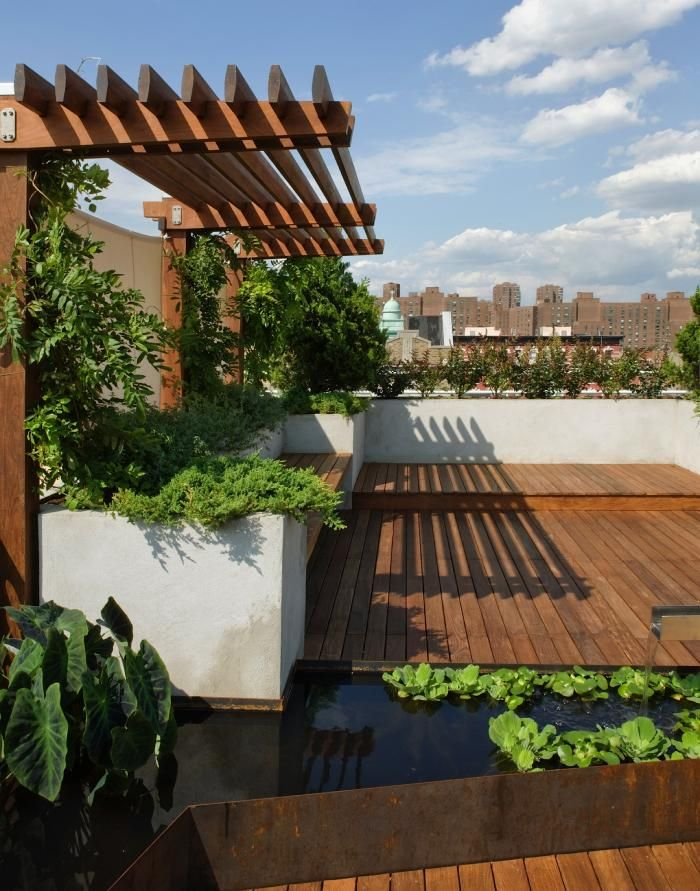 20 Rooftop Garden Ideas To Make Your World Better - Page 2 ...