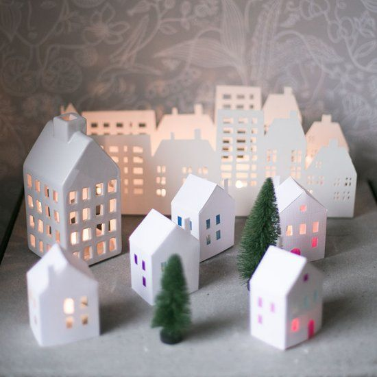 25 paper house projects for kids to do for Projects of houses