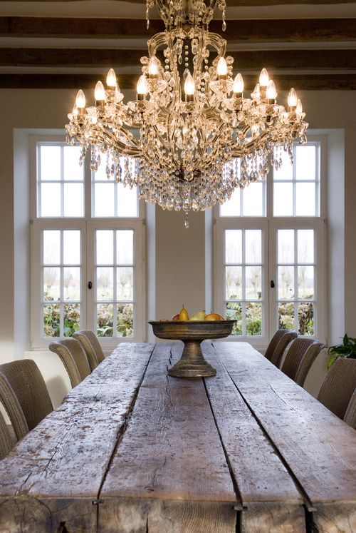 Learn More About Chandeliers: Let\'s Talk Lighting