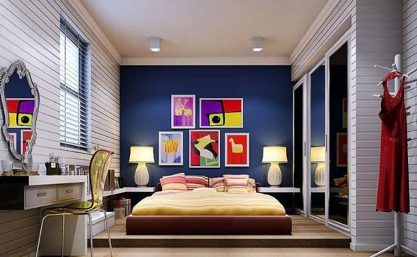 . 40 Bright Room Settings And Decoration Ideas
