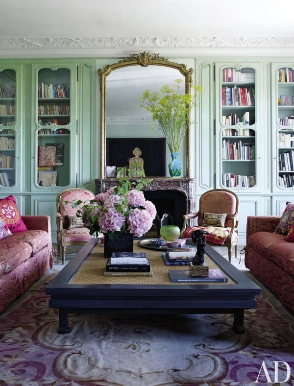 40 traditional decoration ideas for your home for Traditional home ideas
