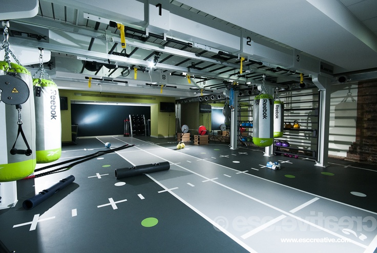 art of designing gym interiors bored art