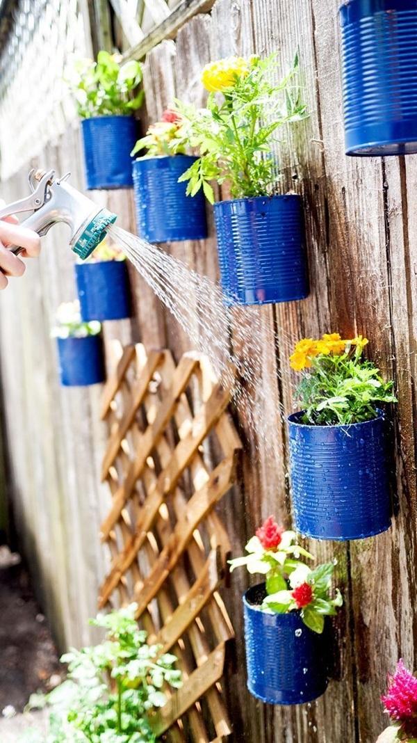 Creative Garden Fence Decoration Ideas (2)