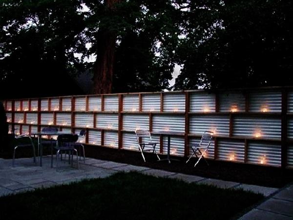 Creative Garden Fence Decoration Ideas (7)