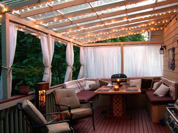terrace lighting ideas 9 & Learn About The Many Different Ways Of Lighting Your Terrace