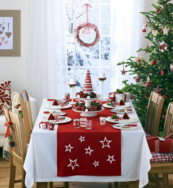 christmas table decoration ideas 31 contact marketing press office 01202 596100