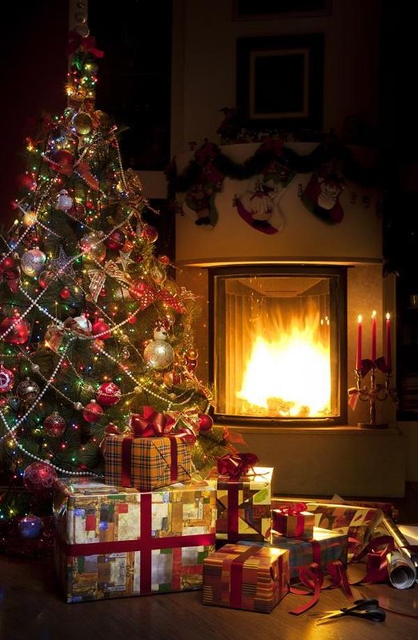 Christmas Tree Decorating Ideas (2)