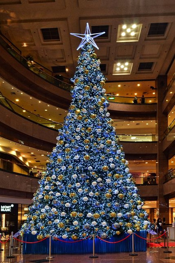 christmas tree decorating ideas - Christmas Tree Decorating Ideas 2015